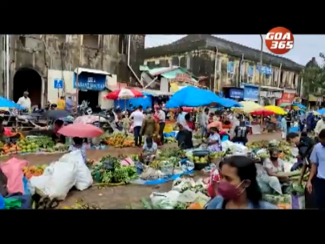 Markets bloom with matoli, decorative items