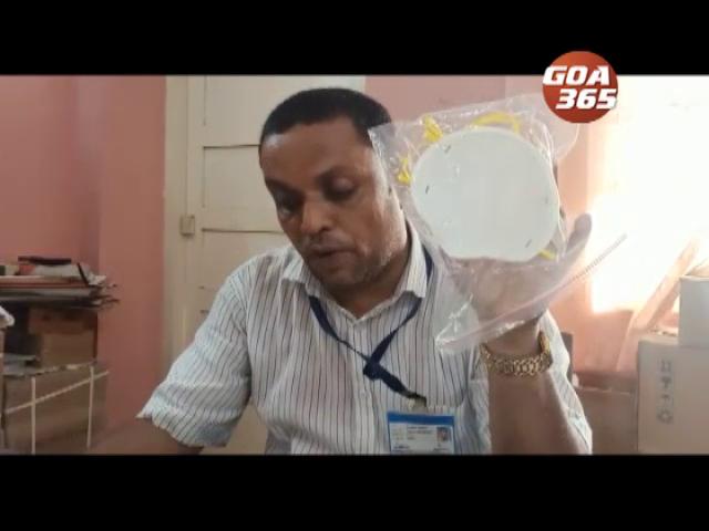 Mask raids continue, overpriced masks also seized