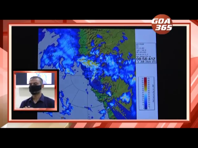 Monsoon arrives in Kerela, Goa to get monsoon 6th June
