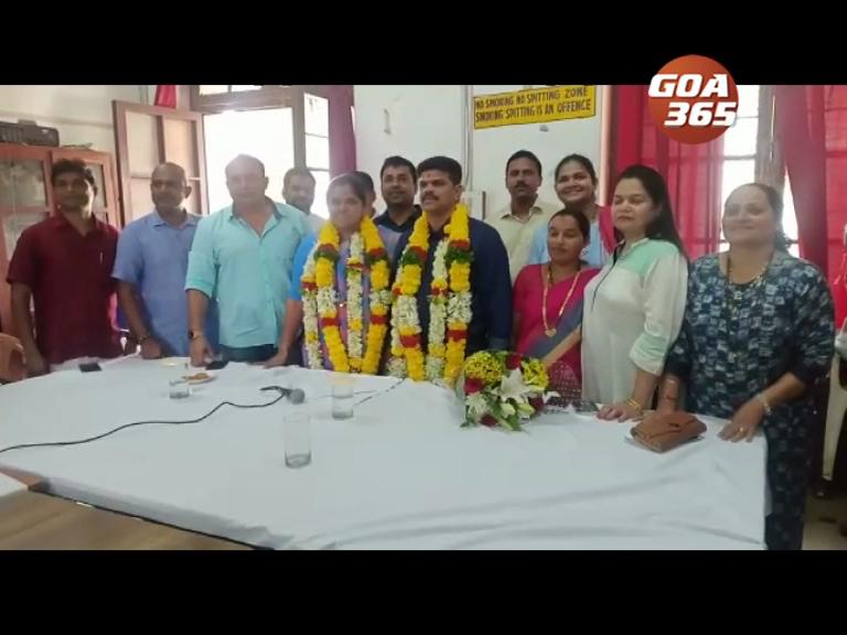 Carlos panel wins MMC election, Nandadeep Raut new CP