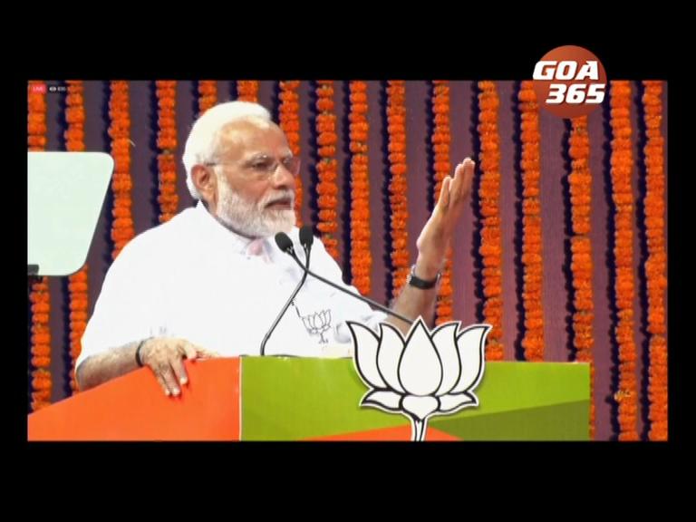 Modi reassures mining solution, fisherfolk card & Double Decker for Goa