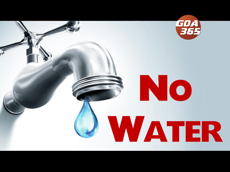 Water woes: Navelim, Pernem to face restricted supply