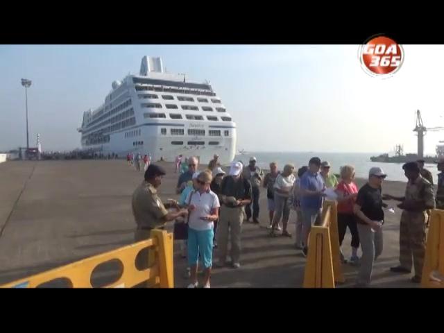 Hope of cruise tourism dashed as Norwegian cruise ship offloads 502 seafarers at Goa