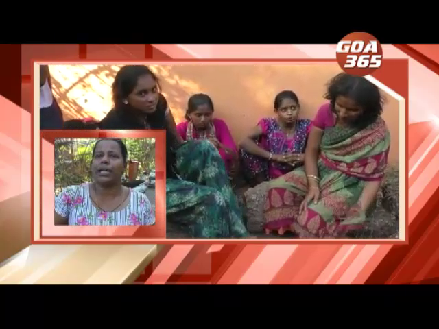 Nuvem locals catch a gang of women thieves
