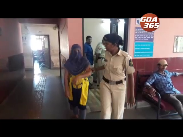 One arrested for soliciting in Vasco