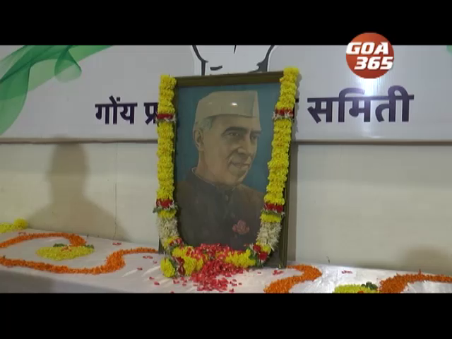 Nehru's 56th death anniversary observed