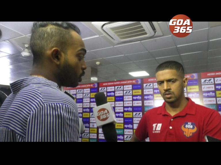 FC Goa Vs Bengaluru FC Match report and Player's Speak