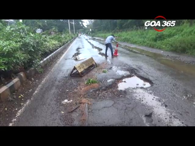 Road mishaps due to potholes, who's to take onus?