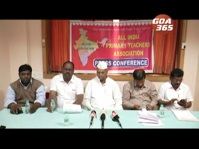 National Primary Teachers' Convention in Goa