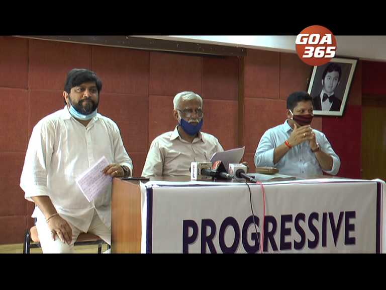 Progressive Front raises education-related issues