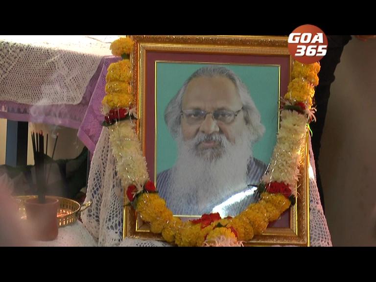 Poet Ramesh Veluskar remembered....
