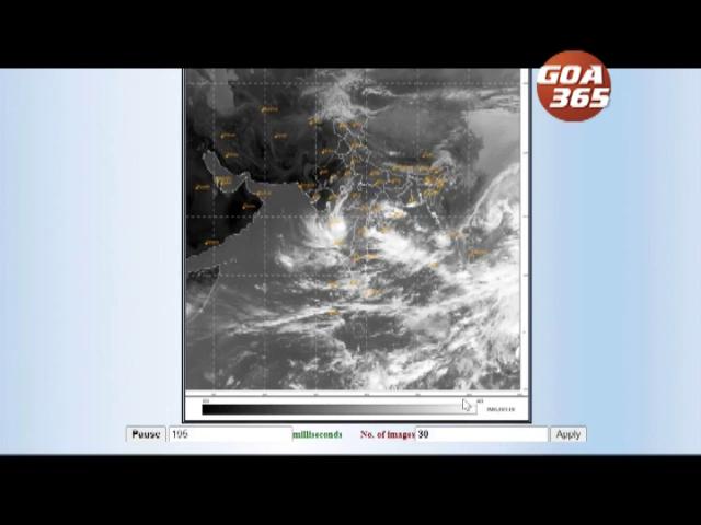 Goa to get heavy rain on Thu, Fri