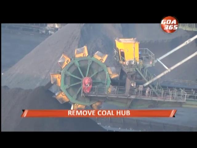 Remove coal, bring cruise terminal at MPT: Vijai agaisn requests Shripad