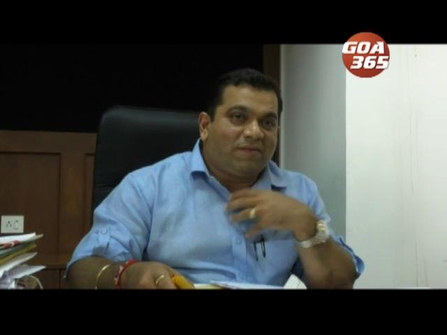 No debate on IT Park, ask questions online: Rohan Khaunte