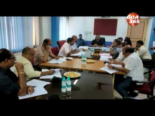 New ODP for Margao, Ponda main agenda for SGPDA meeting