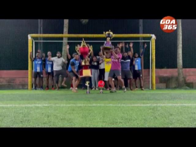 Ritu Boys beat 3 Kings in interstate 5 a side floodlight football tourney