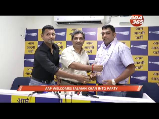 Salman Khan Joins AAP, Says it is to help people