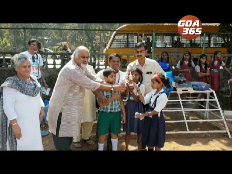 GOA Samagara Shiksha abhiyan held sports day
