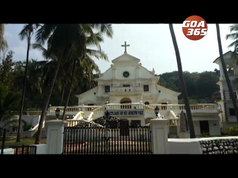St Joseph Vaz feast: Sancoale villagers want 1 mass at sanctuary site
