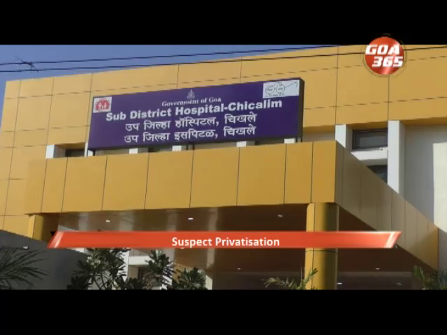 Cong accuses BJP of privatisation of  hospitals for commission