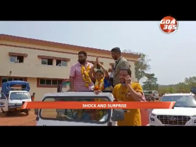CM-backed candidate loses Sankhali municipality seat