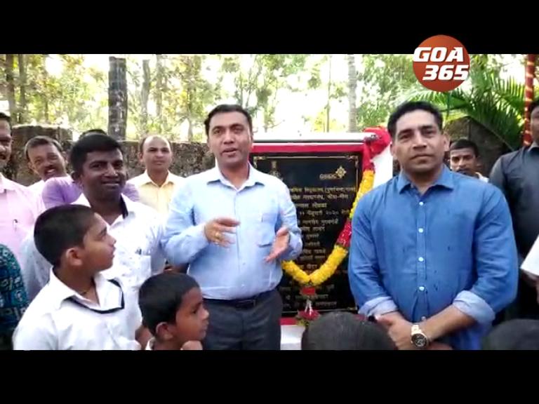 New bridge to connect Savoi Verem and Surla: CM Sawant
