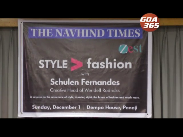 Be your own stylist, Fashion is you: Schulen Fernandes