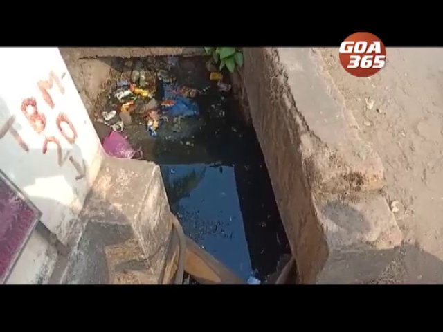 Vadem pumping station fault sees sewage flowing in gutters