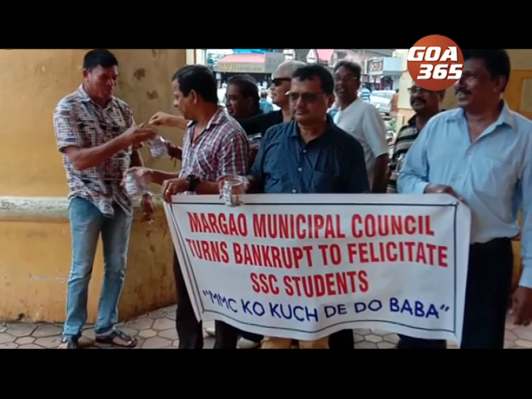 Shadow Council collects funds from public and gives MMC
