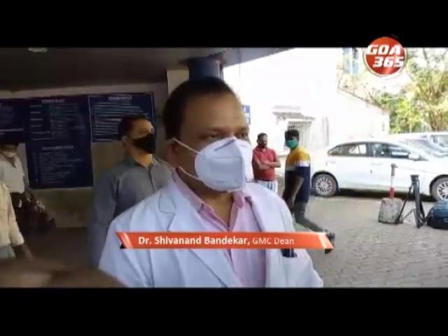 Shripad Bhau's condition has improved further: CM, GMC dean