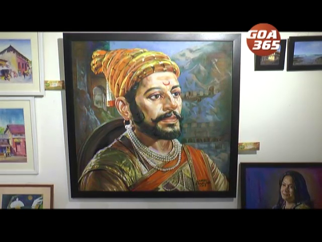 10-day painting exhibition by Goa's famous artists