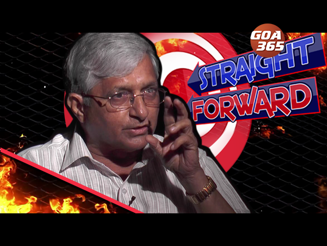 Straightforward with Subhash Velingkar
