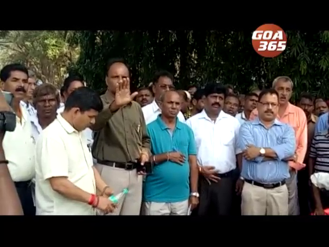 Sugarcane farmers protest, Govt bows down, factory to start from 5th Dec