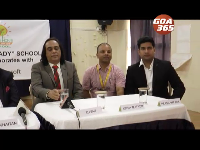Sunshine School ties up with Microsoft to get connected, enhance the teaching experience