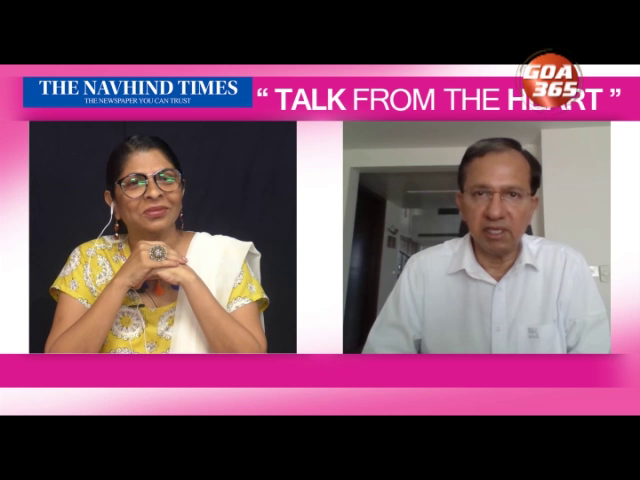 Talk from the Heart : Management & Life Lessons with Suresh Narayanan