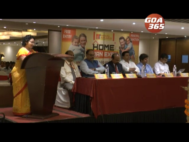 Syndicate Bank has organized a home loan expo