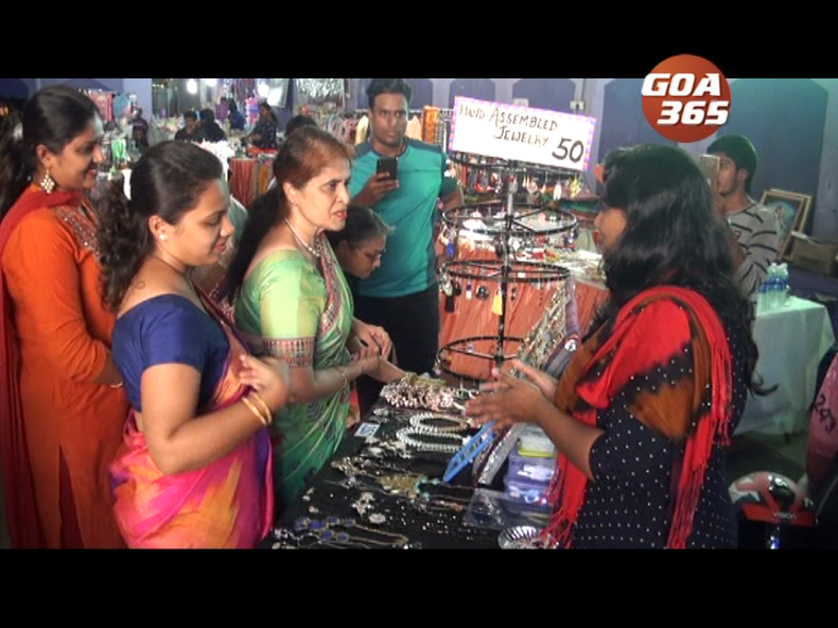 Tarang organised exhibition cum sale at Mapusa