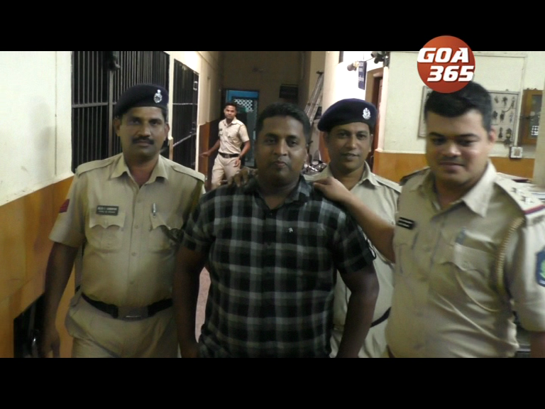 Margao police arrest one for not attending court