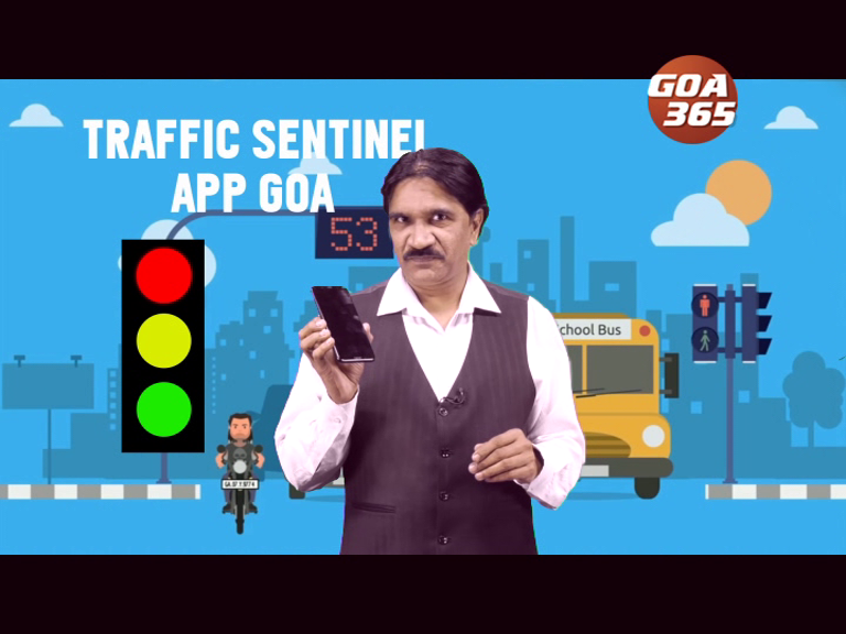 Traffic sentinel : Dev kai Devchar?