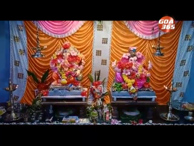 One house, two Ganapatis: A unique chovoth tradition at Morjim