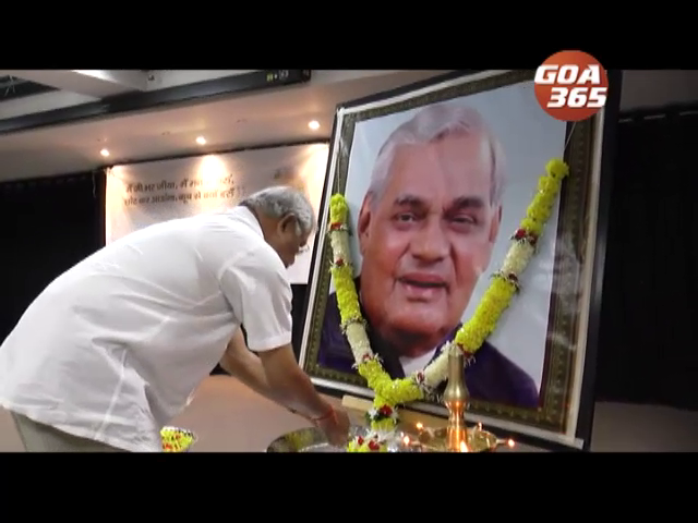 All parties attend Vajpayee's condolence meet
