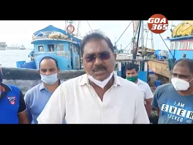 MPT tug hits Vasco trawlers, owners suffer loss of Rs. 95 lakhs: GFBOA
