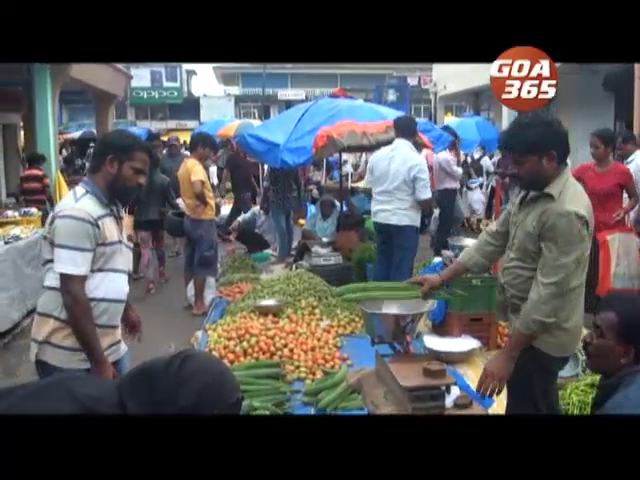 Heavy showers may continue till Sunday, Veg prices keep going up