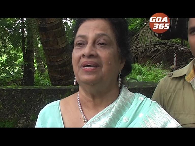Goa's Mummy says adieu, Victoria Fernandes no more