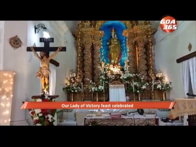 Our Lady of Victory feast celebrated