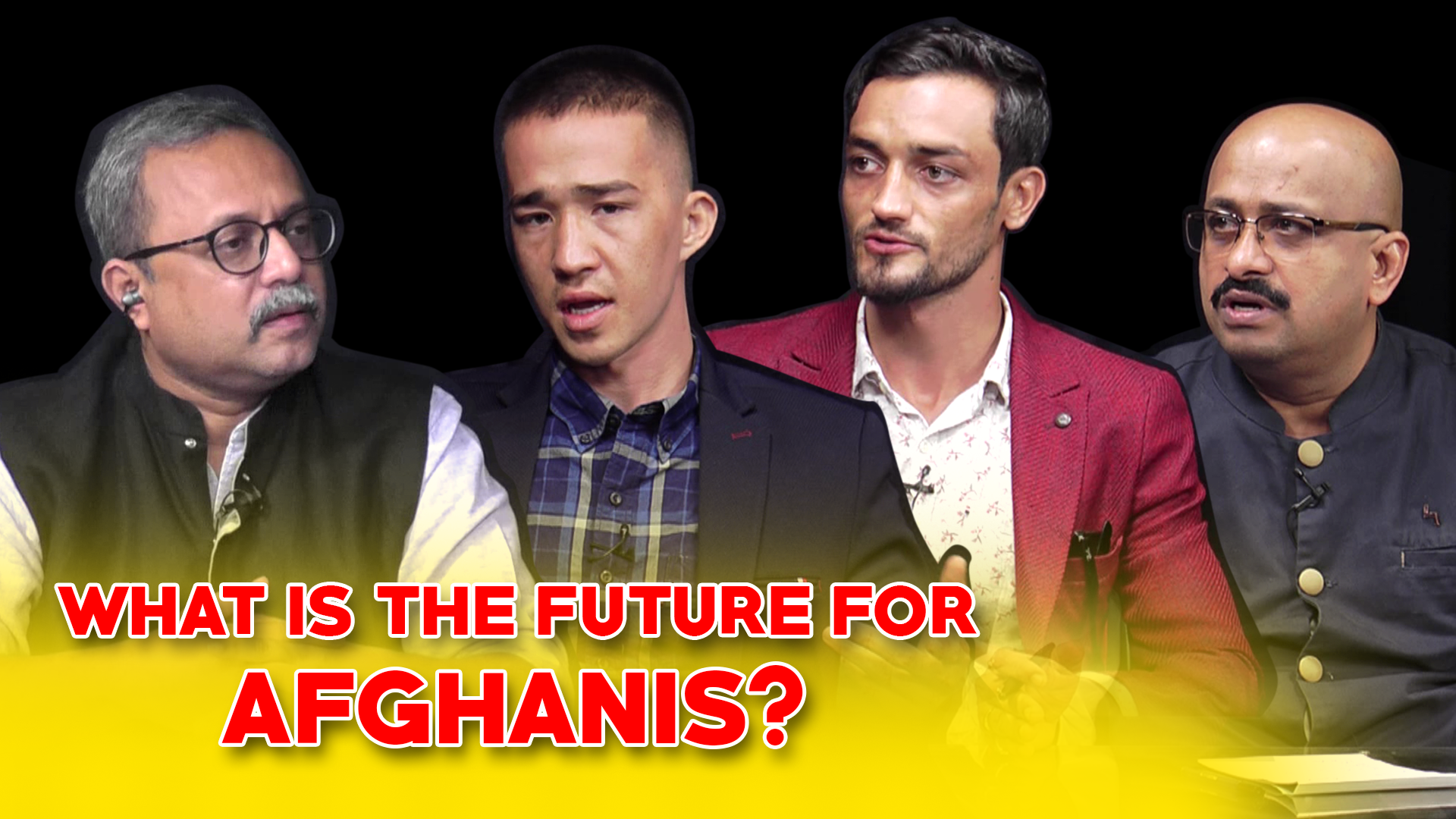 STORY BEHIND THE STORY : WHAT IS THE FUTURE FOR AFGHANIS?