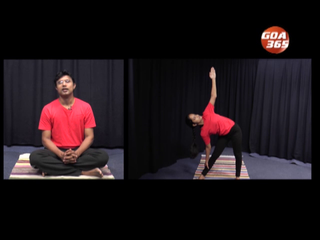 Yoga with Dr Joy - Yoga for Constipation (Part 2)
