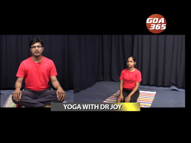Yoga with Dr Joy : After COVID what ??