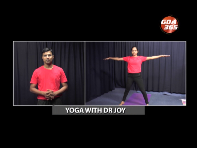 Yoga with Dr Joy : Yoga for Winter Part 1