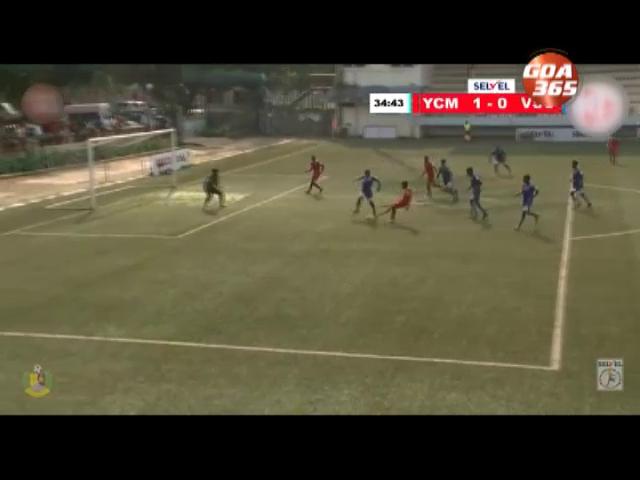 Youth Club of Manora beat Velsao 1-0